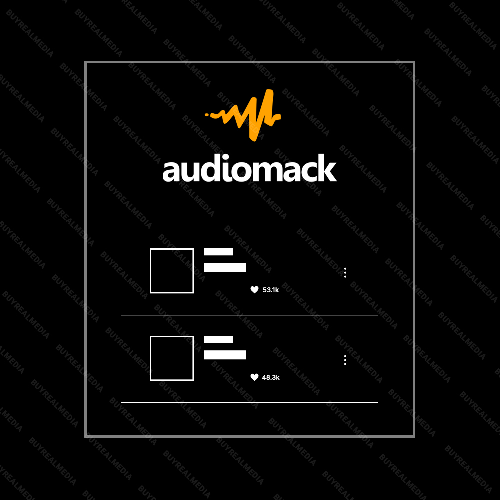 Buy Audiomack Likes