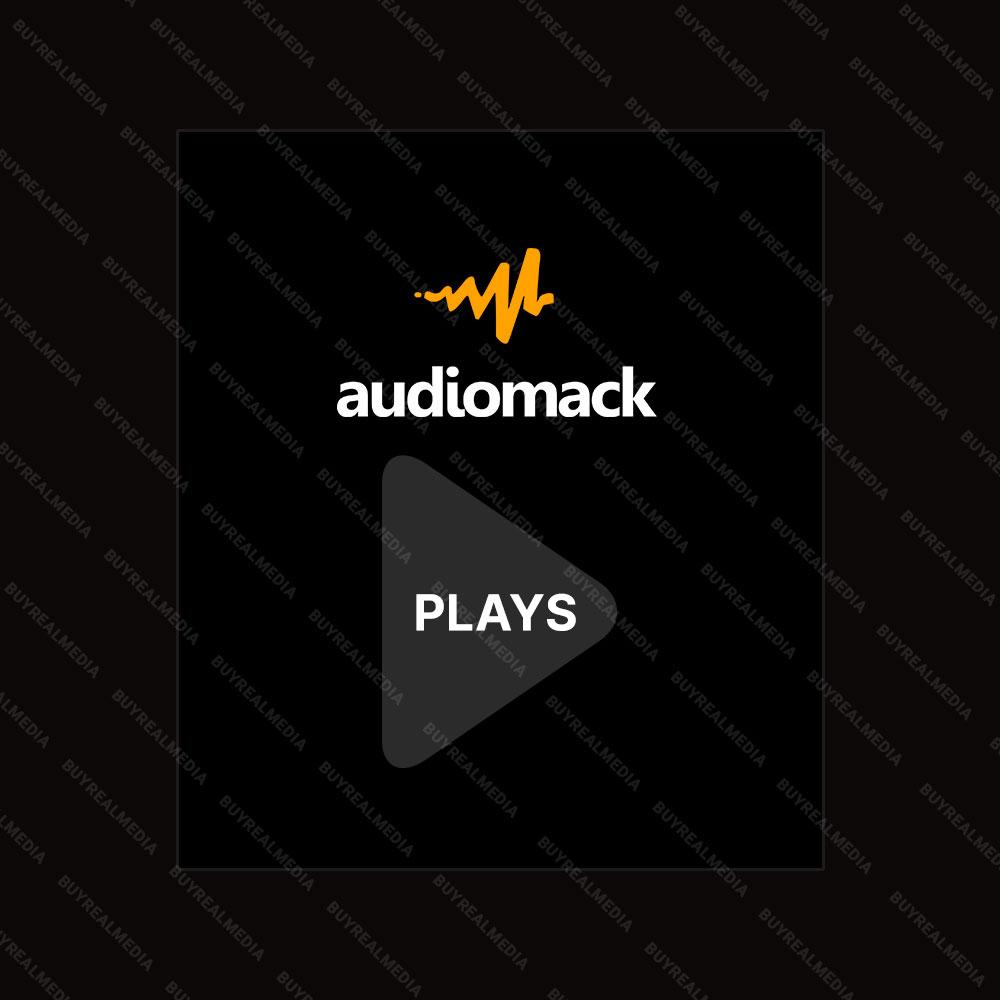 Buy Audiomack Plays