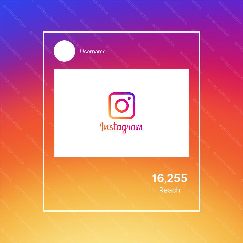 Buy Instagram Post Reach
