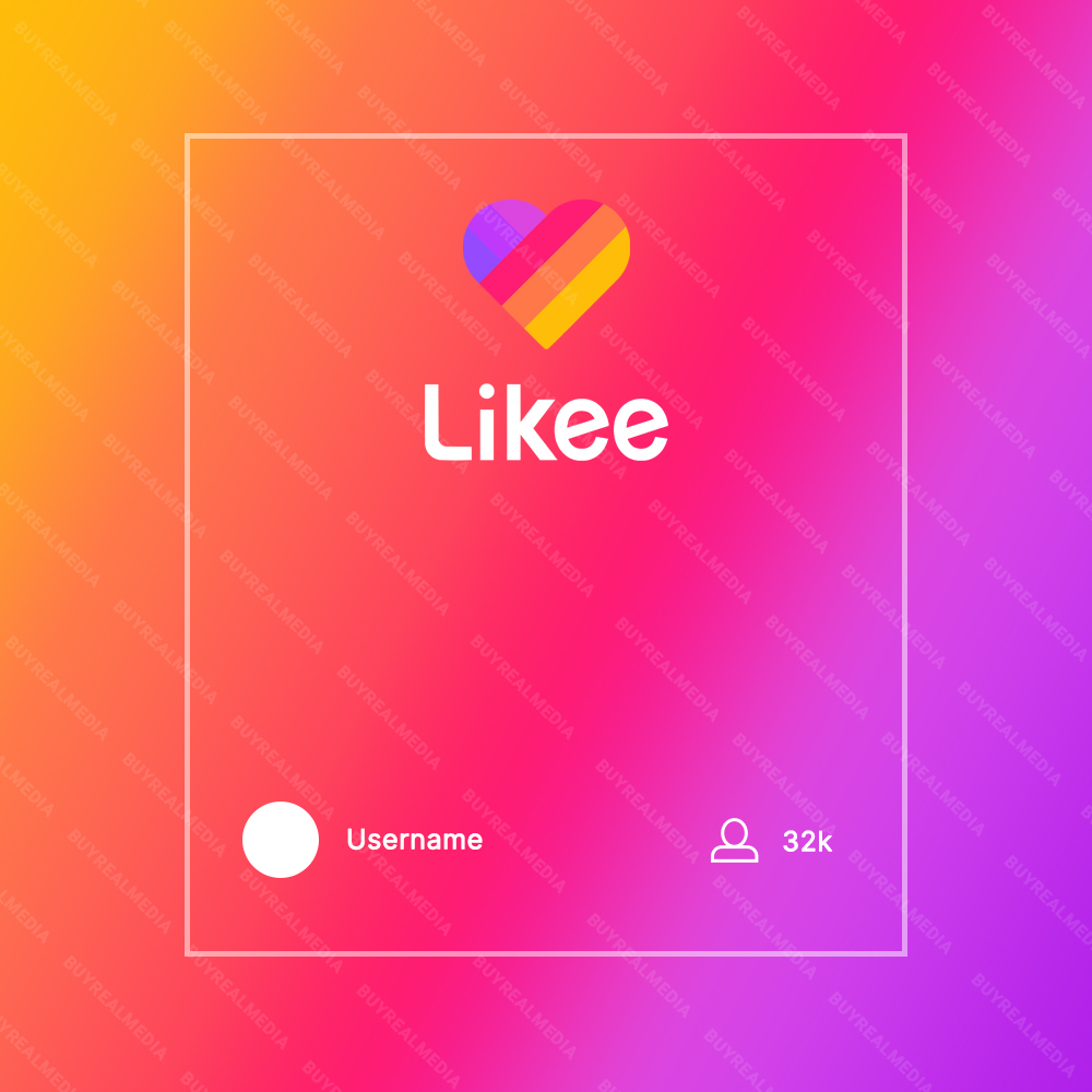 Buy Likee Followers