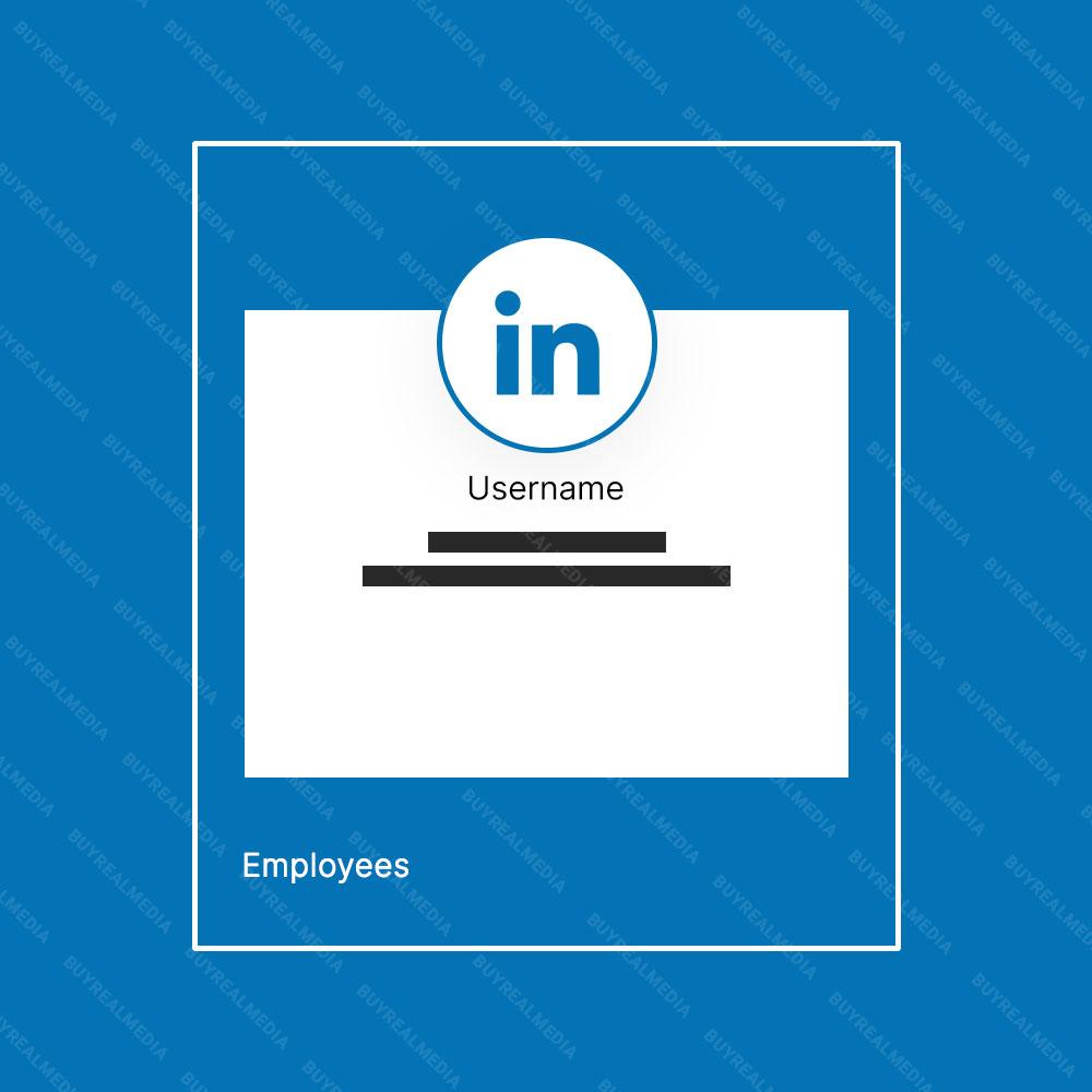 Buy LinkedIn Employees