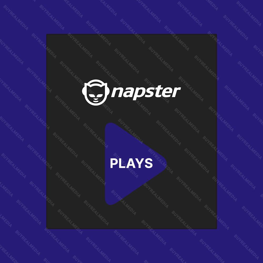 Buy Napster Plays