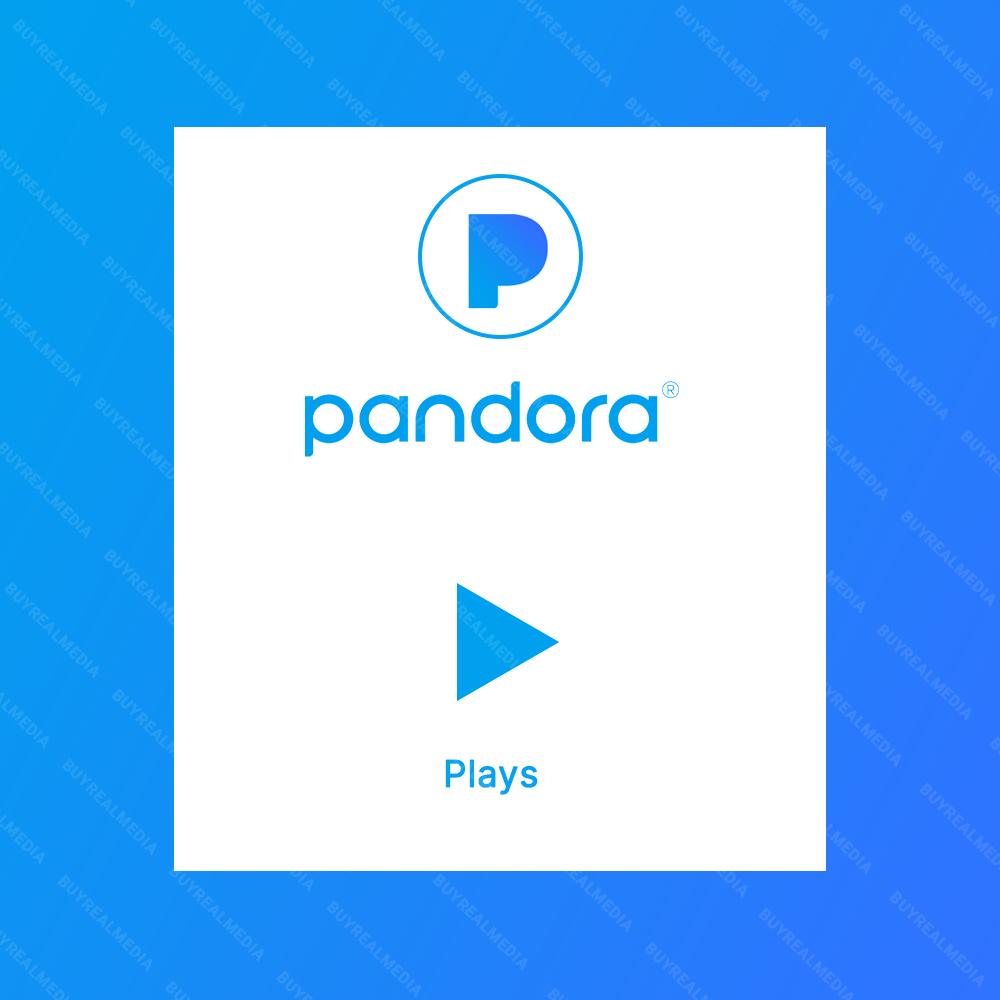 Buy Pandora Plays
