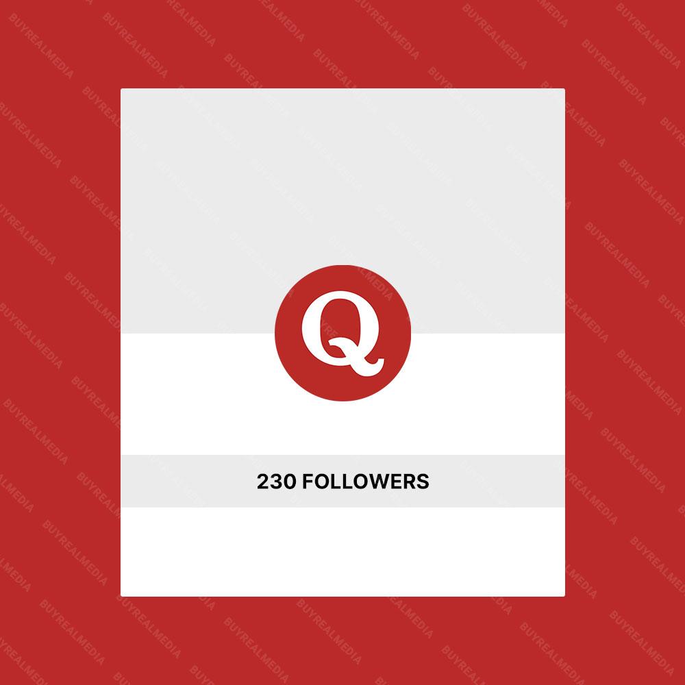 Buy Quora Followers