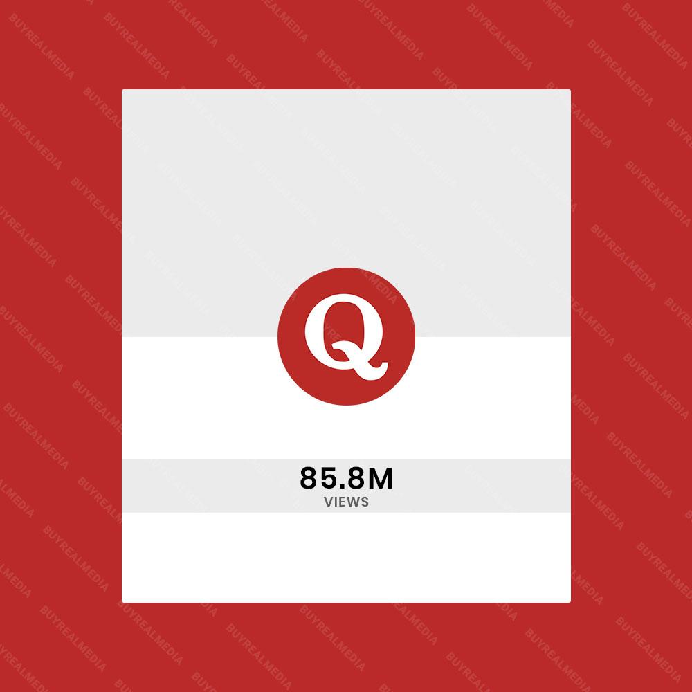 Buy Quora Views