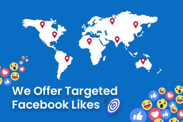 Buy Targeted facebook Likes